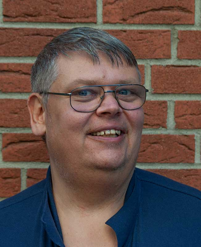 Trainer Olaf Ahrens