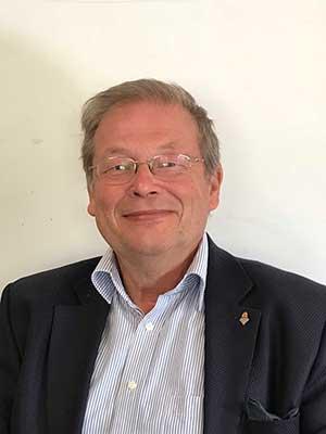1. Vorsitzender Thomas Woisin