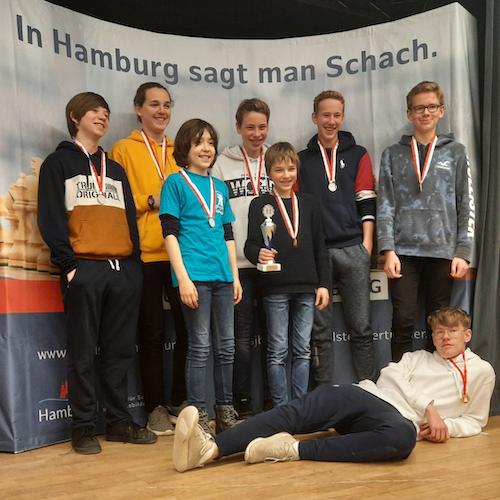 HSMM 2019 1. Platz Gymnasium Buckhorn