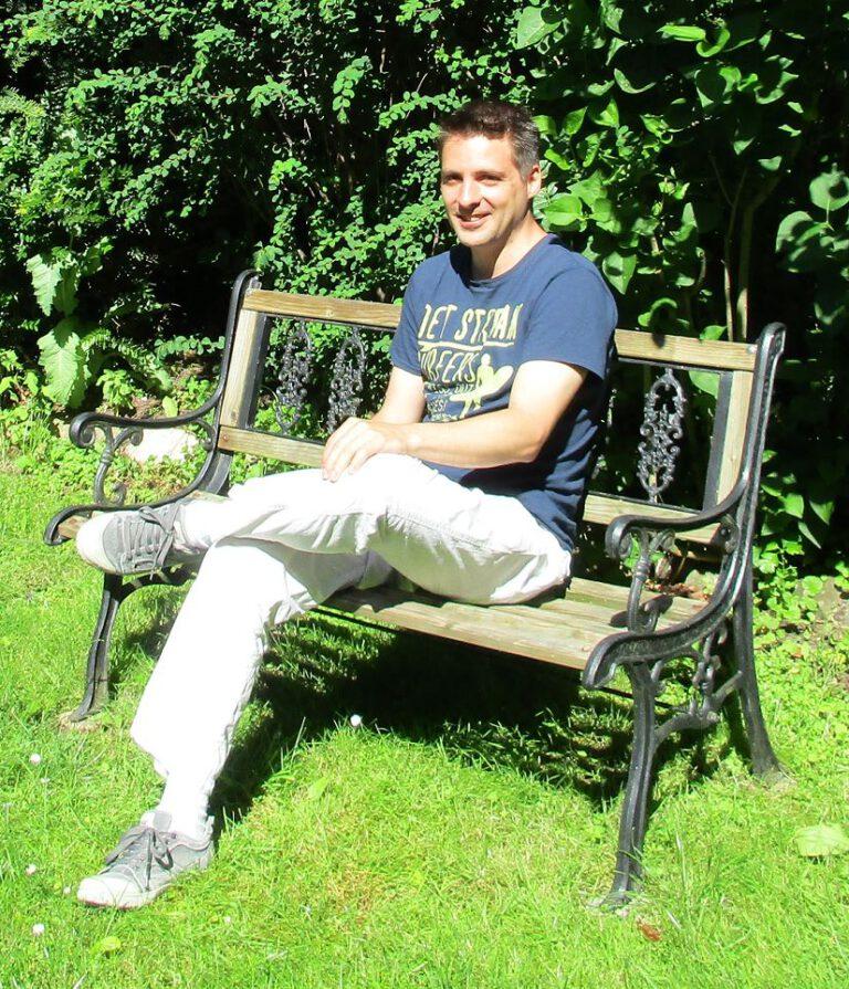 Ole Poeck Christian-Zickelbein-Preisträger 2020