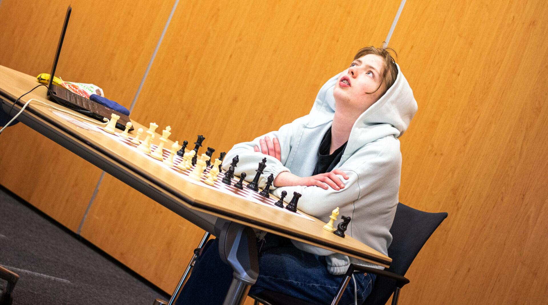 Eline Roebers in voller Konzentration im Sportzentrum Papendal! | Foto: Lennart Ootes