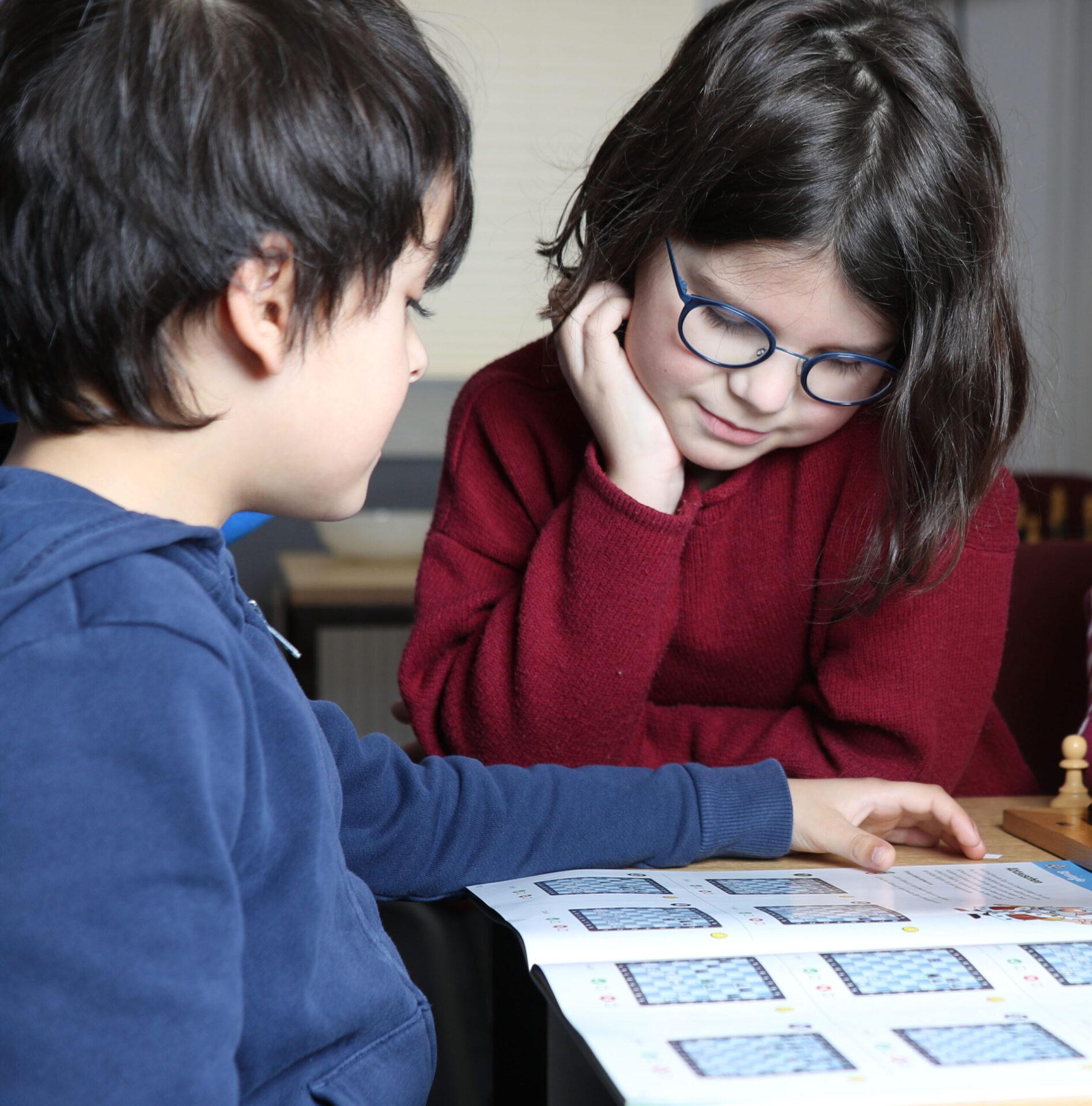 Ferienprogramm der Schachschule Hamburg
