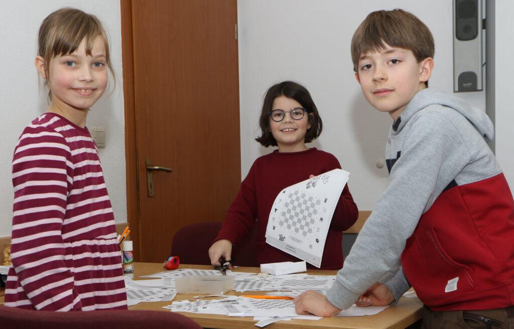 Schachschule Herbstferien 2021