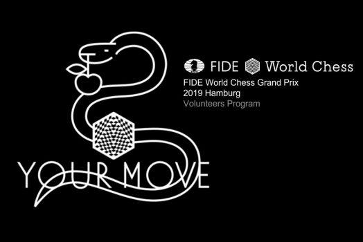 Logo FIDE Grand Prix 2019