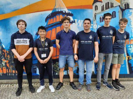Unser Team der U14. Foto: Ole Poeck